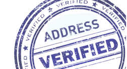 Promise Address Verification
