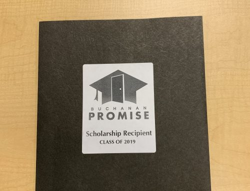 2019 Buchanan Promise Recipient Folders